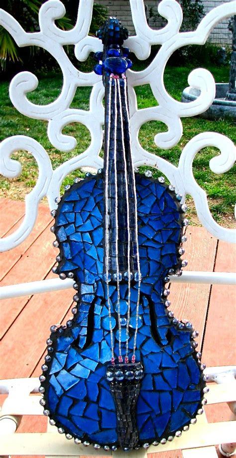 mosaic violin pattern 191 best mosaic guitar images on pinterest bass guitars