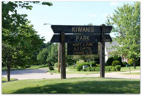iowa city park kiwanis park another park in iowa city