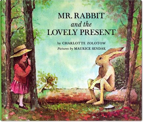 mr rabbit and the mr rabbit and the lovely present stacking books stacking books