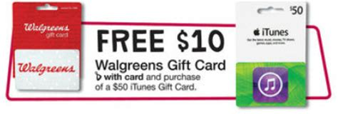 Can You Get Target Gift Cards At Walgreens - itunes gift card deals at target and walgreens