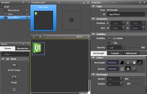 qml tutorial qt creator club des professionnels en informatique