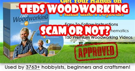 teds woodworking scam   teds wood working plans