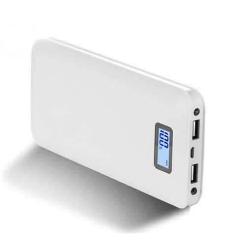 power bank for mobile 20000 mah portable battery mobile power bank smartphone
