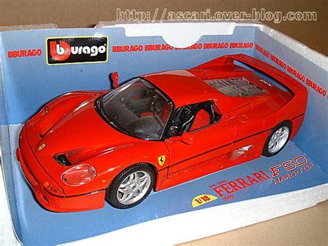 Diecast Burago F50 bburago 1995 f50 3352 in 1 18 scale mdiecast