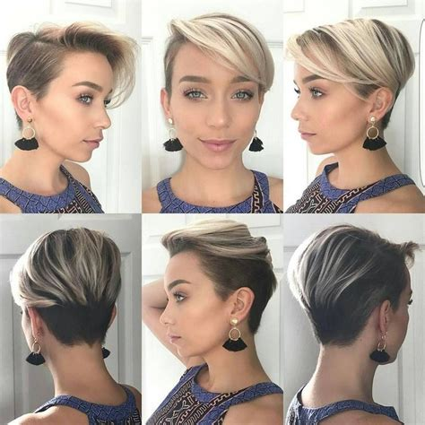 photos of super short hairstyles gallery 1 sarah 10 latest long pixie hairstyles to fit flatter short