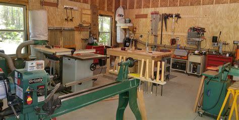woodworking workshop derik vanvleet