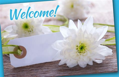 welcome images with flowers welcome comments pictures graphics for facebook myspace