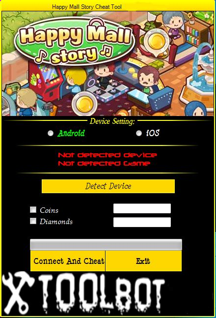 download mod game happy mall happy mall story hack tool hack cheats