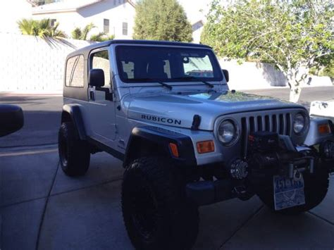 Jeep Centennial 2005 Jeep Wrangler Unlimited Rubicon For Sale In