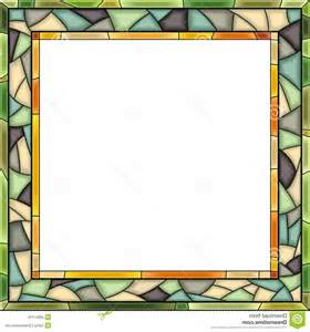 pattern with frame stained glass photo frame patterns