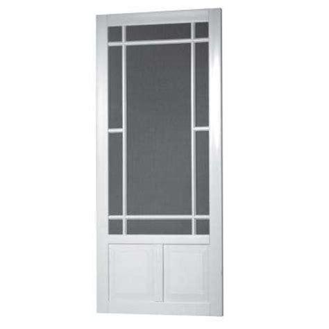 36 x 80 hinged screen doors exterior doors doors