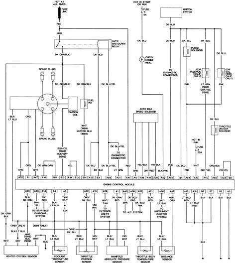 89 dodge shadow interior wiring diagram get free image