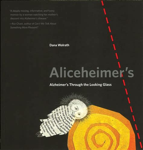 aliceheimer s alzheimer s through the looking glass graphic medicine ebook book review aliceheimers alzheimer s through the looking