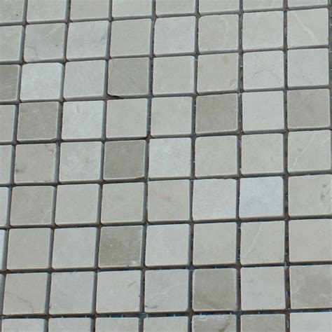 mosaic tile square grey pattern washroom wall marble
