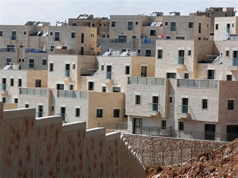 israel housing israel approves more housing in west bank and east jerusalem january 27 2017