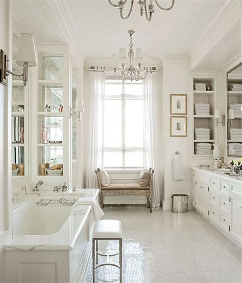 white bathroom ideas pinterest white rooms on pinterest one kings lane