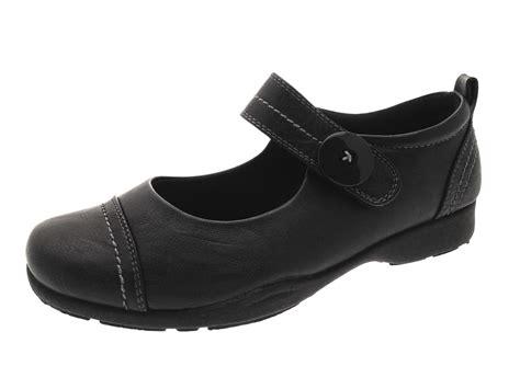 mary jane comfort shoes womens girls black mary jane flat work school ladies