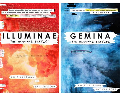 libro gemina the illuminae files amor por los libros