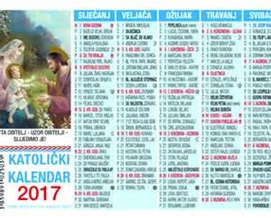Mali Kalendar 2018 Arhiva Katolički Dzepni Kalendar 2017 Mali Kalendar