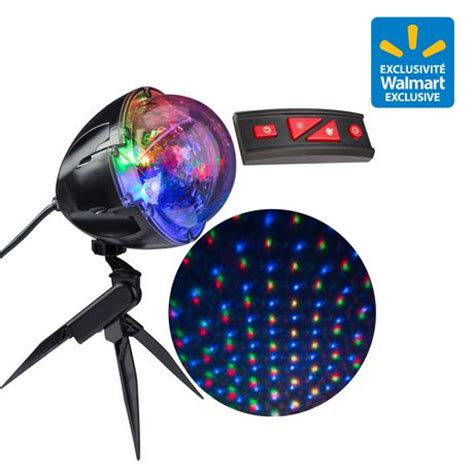 lightshow projection points of light deluxe with remote 98 programs gemmy industries lightshow projection points of light with