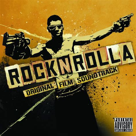 rock soundtrack rocknrolla original motion picture soundtrack