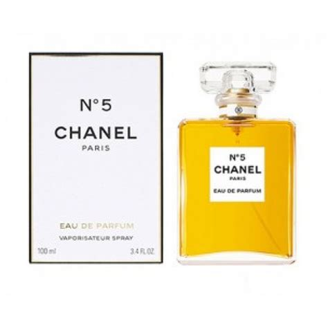 Chanel No 5 For 100ml chanel no 5 for 100 ml eau de parfum by chanel