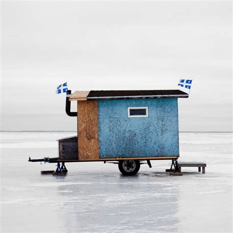 Tiny House Company photographer documents the diverse designs of canadian ice