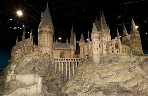 Hogwarts Floor Plan Harry Potter Studio Tours Penpal