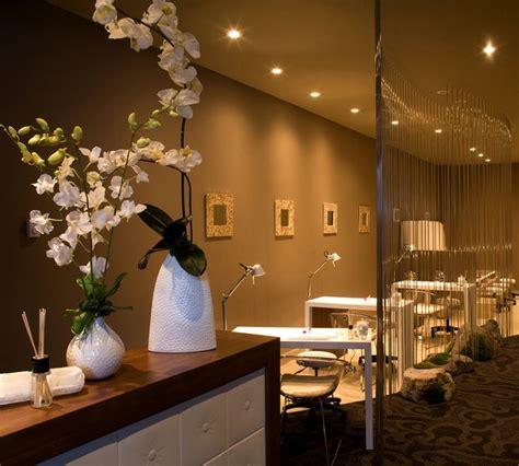 spa decor pedicure manicure spa treatment room design interior