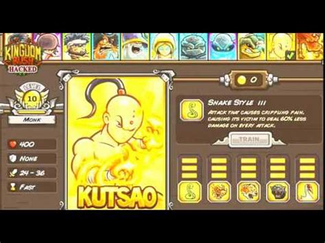 full version kingdom rush hacked play kingdom rush frontiers hacked youtube