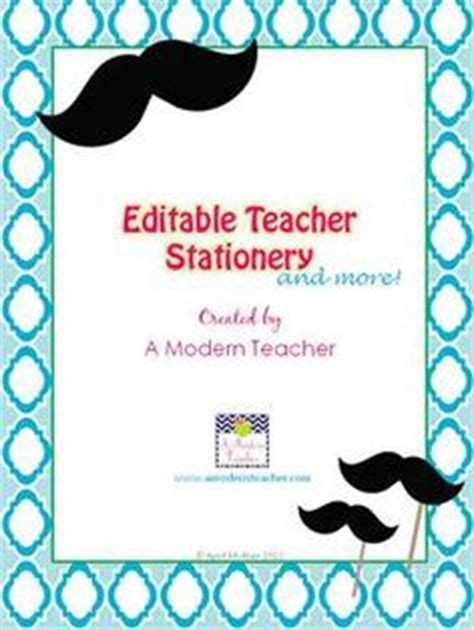 printable teacher stationery 1000 images about school organisation on pinterest