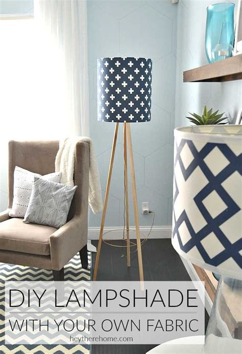 Diy Recover Drum L Shade by Diy Drum Shade With My Own Fabric
