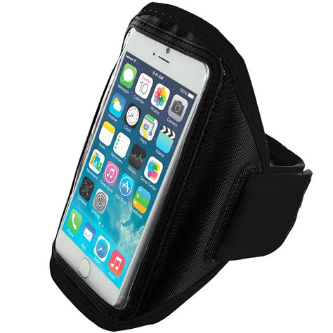 for apple iphone 6s 4 7 sport running armband arm band cover ebay