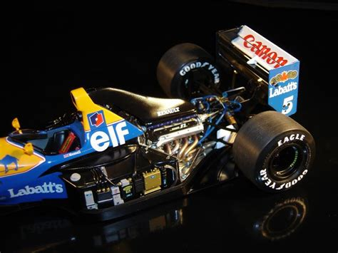 Diecast Formula Renault Set exoto williams fw14b 1992 mansell in 1 12 1 18 diecast