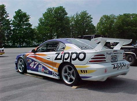 1994 mustang saleen 1994 ford mustang saleen imsa race car s22 st charles