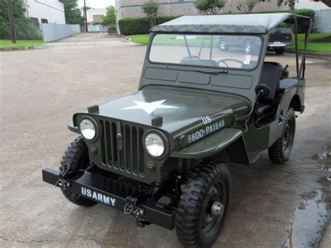 Willys Jeep Sale 1950 Willys Jeep For Sale