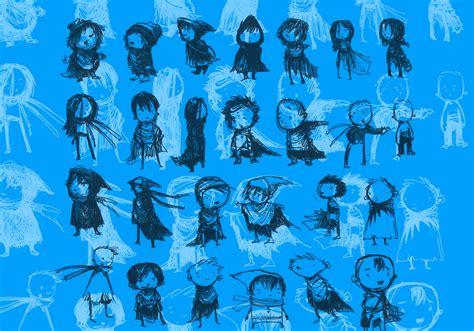 doodlebug brush doodle child brush pack