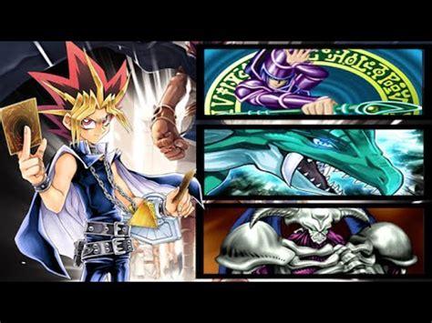 yugioh pharao deck yu gi oh ygopro duels pharaoh atem yami yugi deck
