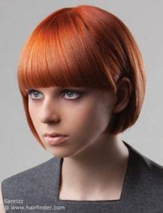 hairstyles cut into neck short bob haircut with a graduated neck and layers