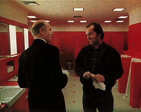 shining bathroom scene explained k punk home is where the haunt is the shining s hauntology