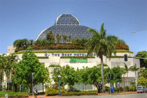 Balcony Garden cairns attractions cairns reef hotel casino
