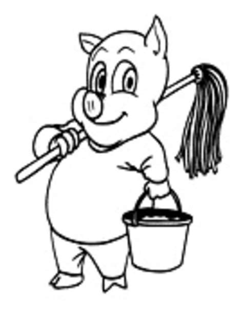 free coloring pages porky pig coloring pages for kids