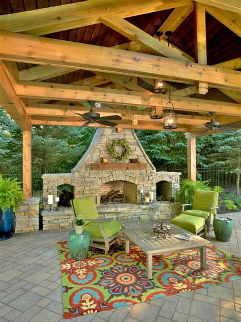 Outdoor Patio Spaces Outdoor Spaces Traditional Patio Cincinnati By