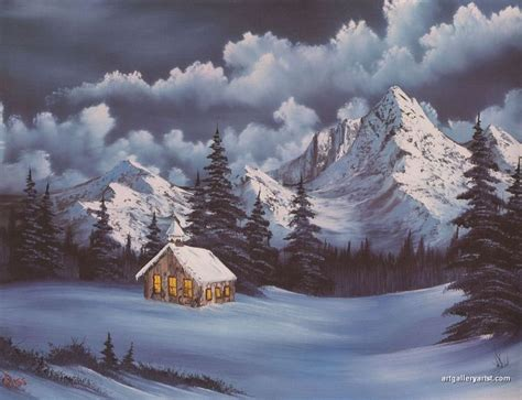 bob ross painting holidays uk 17 best images about bob ross on seasons