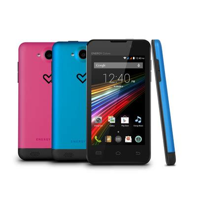 android colors energy phone colors el smartphone android de 59 el