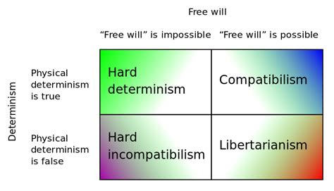 Free Will Vs Determinism Essay by Determinism Free Will And Compatibilism The Logical Place