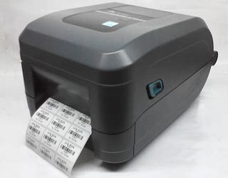 Printer Gelang Pasien barcode printer zebra gt820 komputer kasir semarang