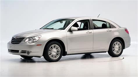 2007 Chrysler Sebring Recalls by 2010 Chrysler Sebring