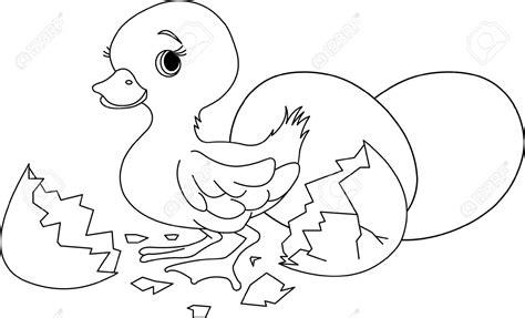 broken egg coloring page broken egg clipart black and white clipartxtras