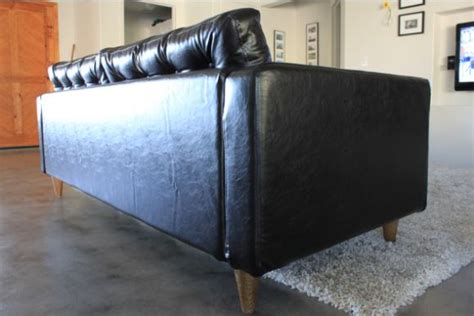 Karlstad Discontinued Welcome Landskrona Sofa Review Karlstad Sofa Leather
